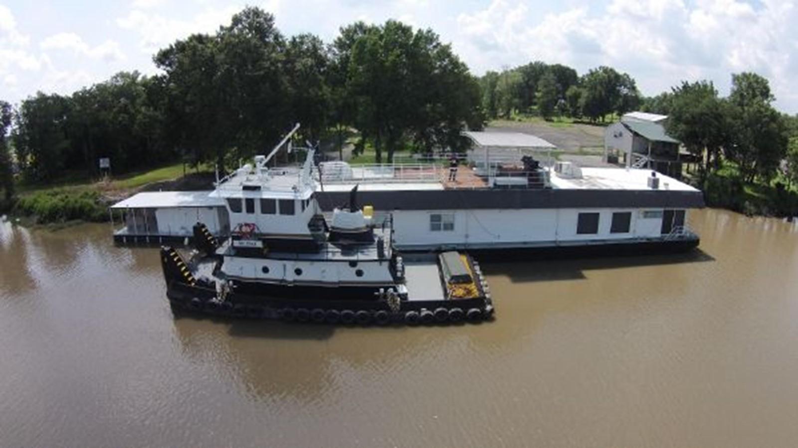 1994 CUSTOM Houseboat Houseboat 2347298