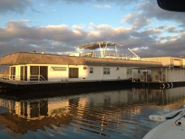 1994 CUSTOM Houseboat Houseboat 2347289