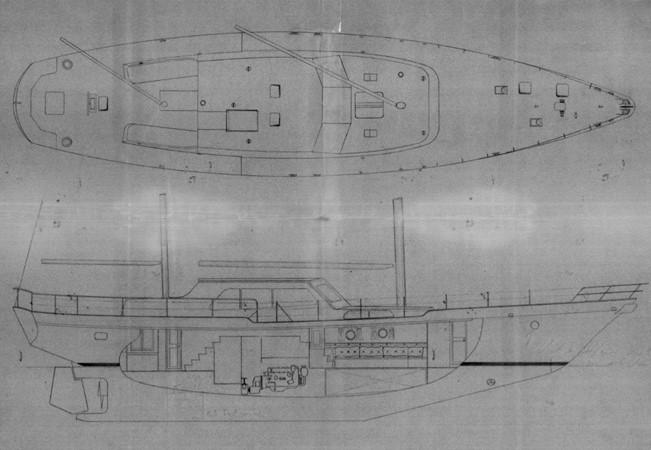 1985 DON BROOKE  Cruising Ketch 2348421