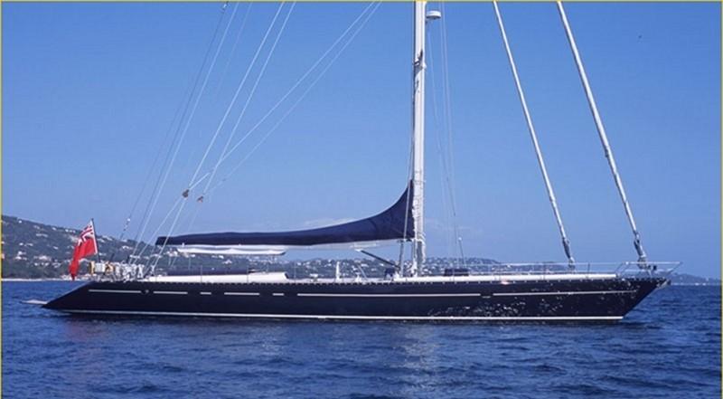 1982 TREHARD Centre Board Cutter rig Sloop Cruising Sailboat 2348544