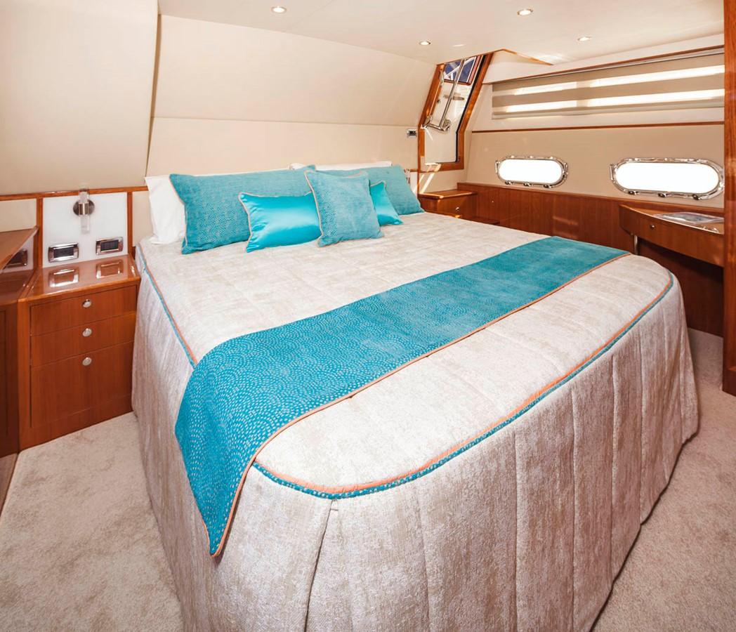 Stateroom 1 2020 NORSEMAN YACHTS 50 Free Ocean Yacht Fish Sport Fisherman 2377569