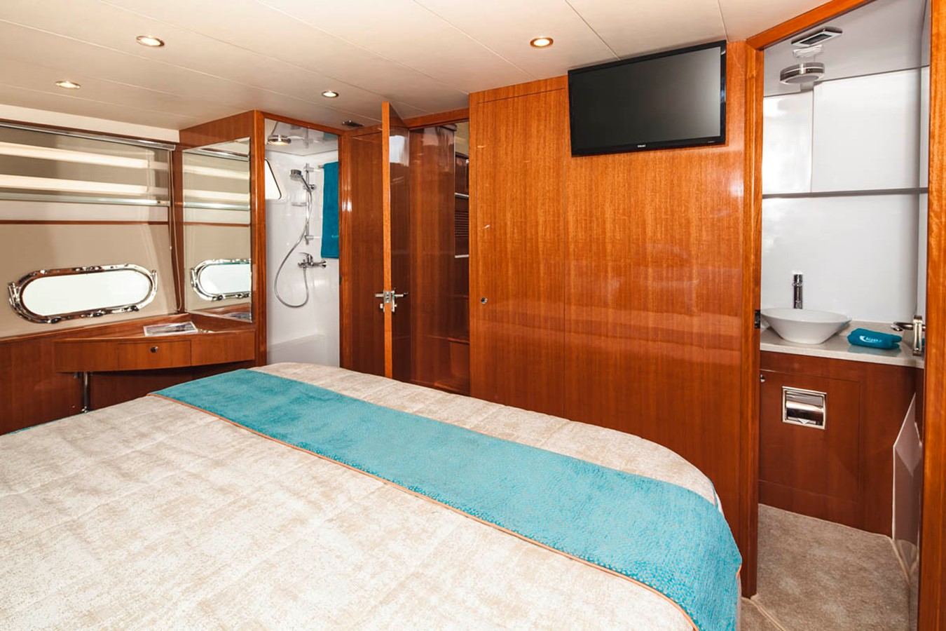 Stateroom2 2020 NORSEMAN YACHTS 50 Free Ocean Yacht Fish Sport Fisherman 2377570
