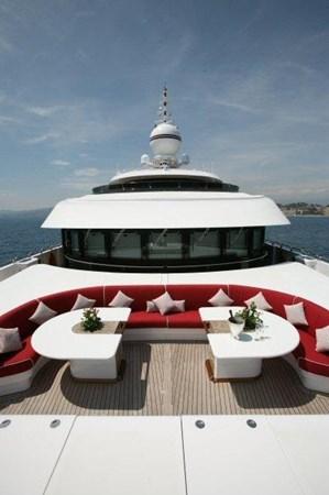 Bow lounge 2006 BENETTI Diesel Electric ABB Azipod Mega Yacht 2367195