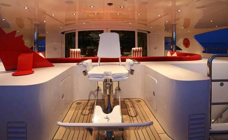 Fighting Chair 2006 BENETTI Diesel Electric ABB Azipod Mega Yacht 2367199