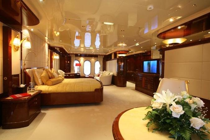 Ambrosia Master 2006 BENETTI Diesel Electric ABB Azipod Mega Yacht 2367205