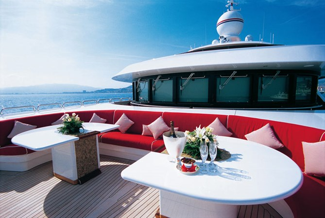 Bow Lounge 2006 BENETTI Diesel Electric ABB Azipod Mega Yacht 2367210