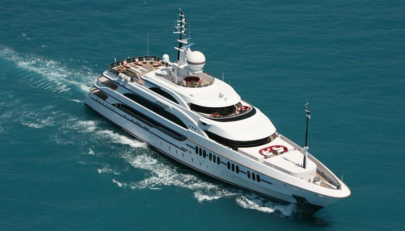 Ambrosia 2006 BENETTI Diesel Electric ABB Azipod Mega Yacht 2367218