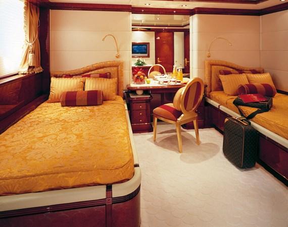 Guest Cabin 2006 BENETTI Diesel Electric ABB Azipod Mega Yacht 2367224