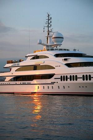 Benetti FB231 Ambrosia_exteriors (3) 2006 BENETTI Diesel Electric ABB Azipod Mega Yacht 2375223