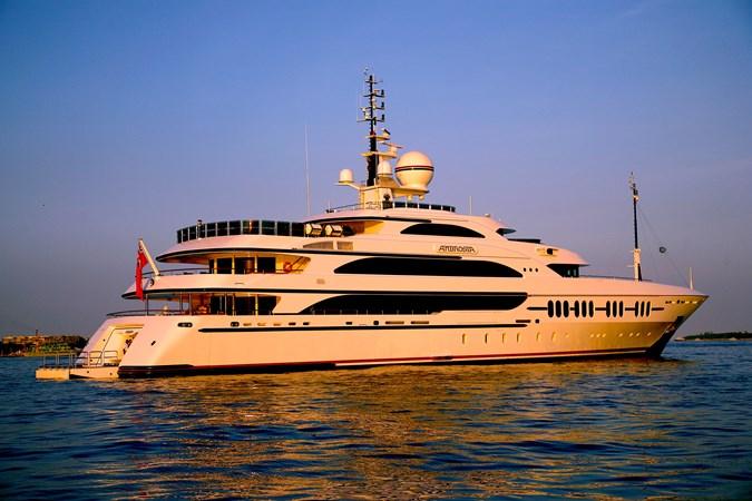 Benetti FB231 Ambrosia_exteriors (2) 2006 BENETTI Diesel Electric ABB Azipod Mega Yacht 2375224