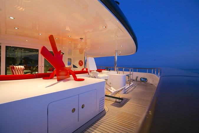 Benetti FB231 Ambrosia_exteriors (6) 2006 BENETTI Diesel Electric ABB Azipod Mega Yacht 2375226