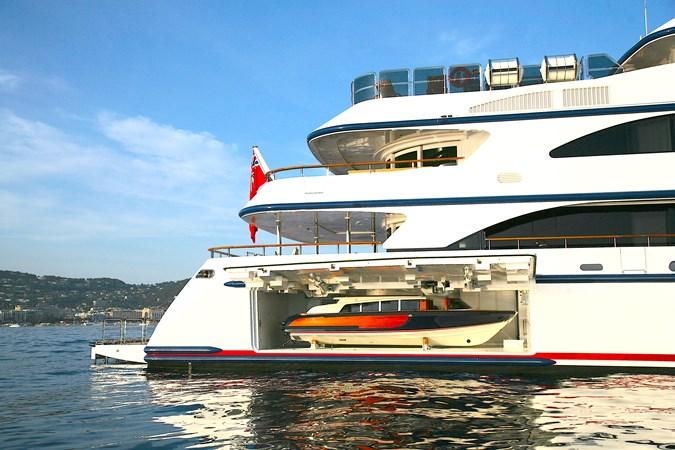 Benetti FB231 Ambrosia_exteriors (5) 2006 BENETTI Diesel Electric ABB Azipod Mega Yacht 2375228
