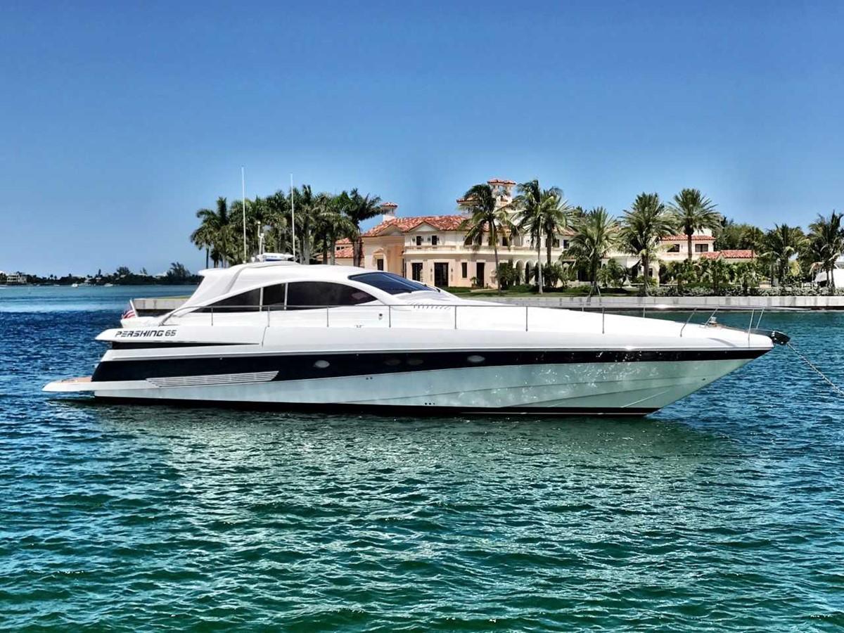 2000 PERSHING 65 Motor Yacht 2350341