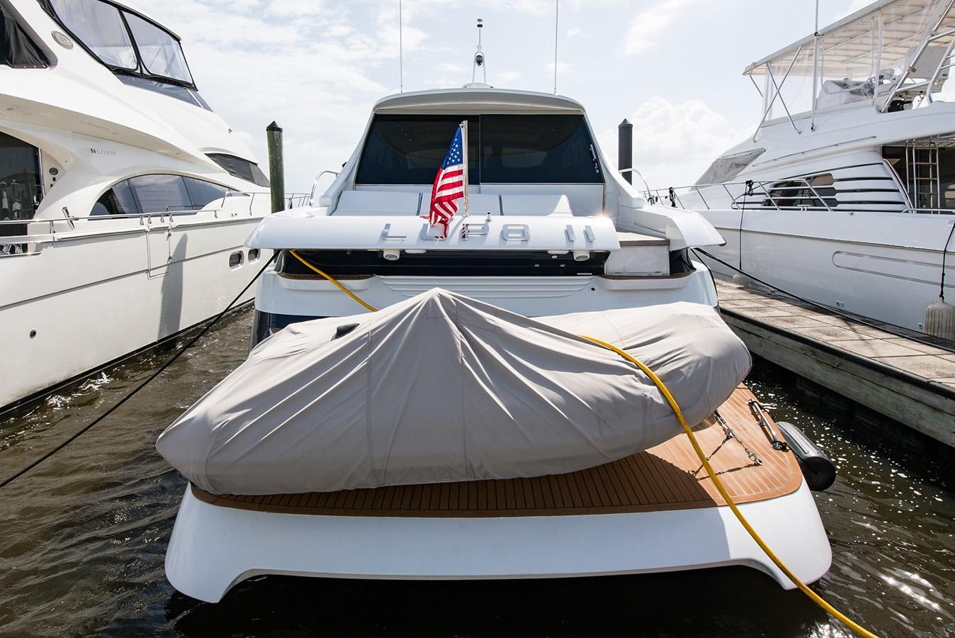 2000 PERSHING 65 Motor Yacht 2350346
