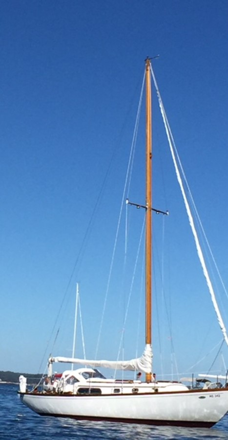 1975 CHEOY LEE Luders 36 Classic Yacht 2350421