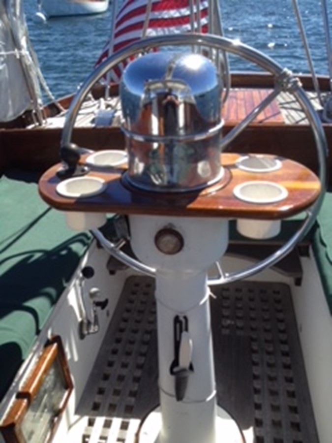 1975 CHEOY LEE Luders 36 Classic Yacht 2350432