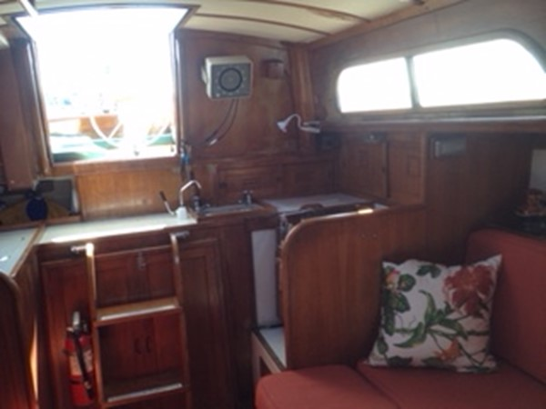 1975 CHEOY LEE Luders 36 Classic Yacht 2350424