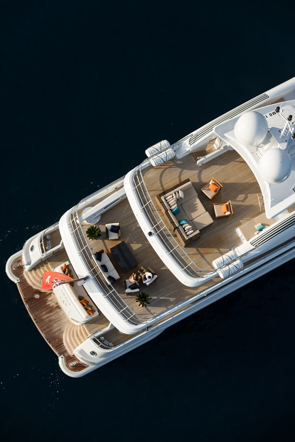 GRACE - Aerial decks 2009 AMELS 171 Limited Edition Motor Yacht 2841376