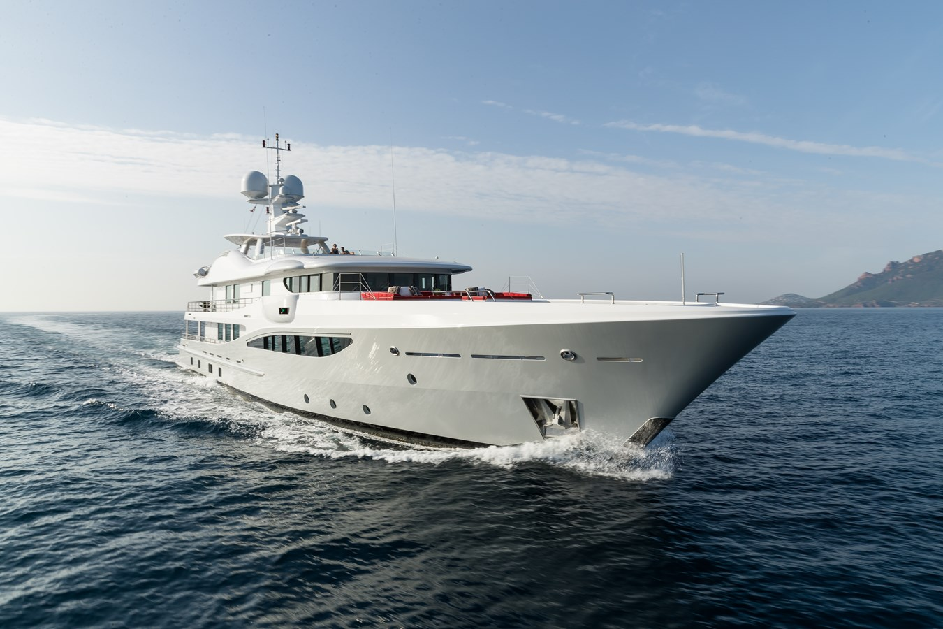 GRACE - Running 3 2009 AMELS 171 Limited Edition Motor Yacht 2841381