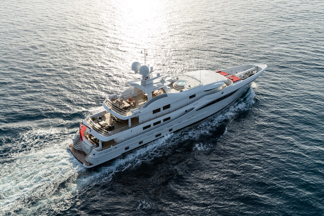 GRACE - Running 2009 AMELS 171 Limited Edition Motor Yacht 2841382