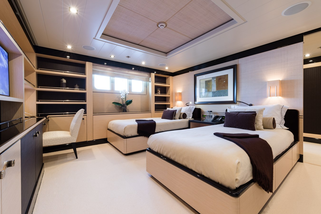 GRACE - Twin cabin 2009 AMELS 171 Limited Edition Motor Yacht 2841387