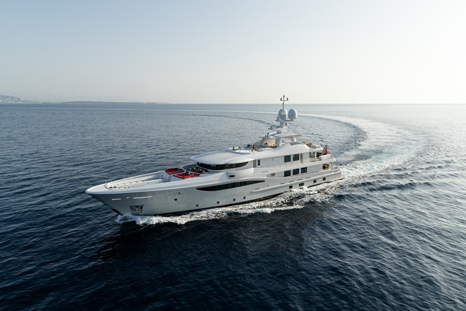 GRACE - Running 2 2009 AMELS 171 Limited Edition Motor Yacht 2841380