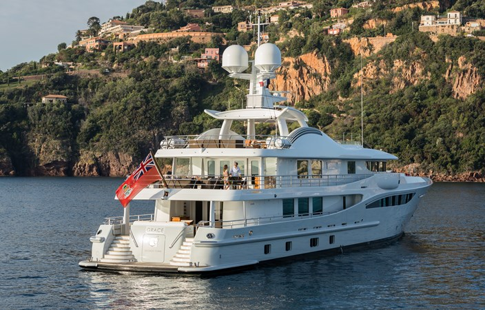 GRACE - Still 2009 AMELS 171 Limited Edition Motor Yacht 2841384