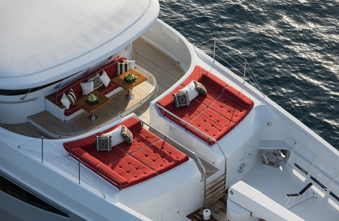 GRACE - Upper deck forward 2009 AMELS 171 Limited Edition Motor Yacht 2841389