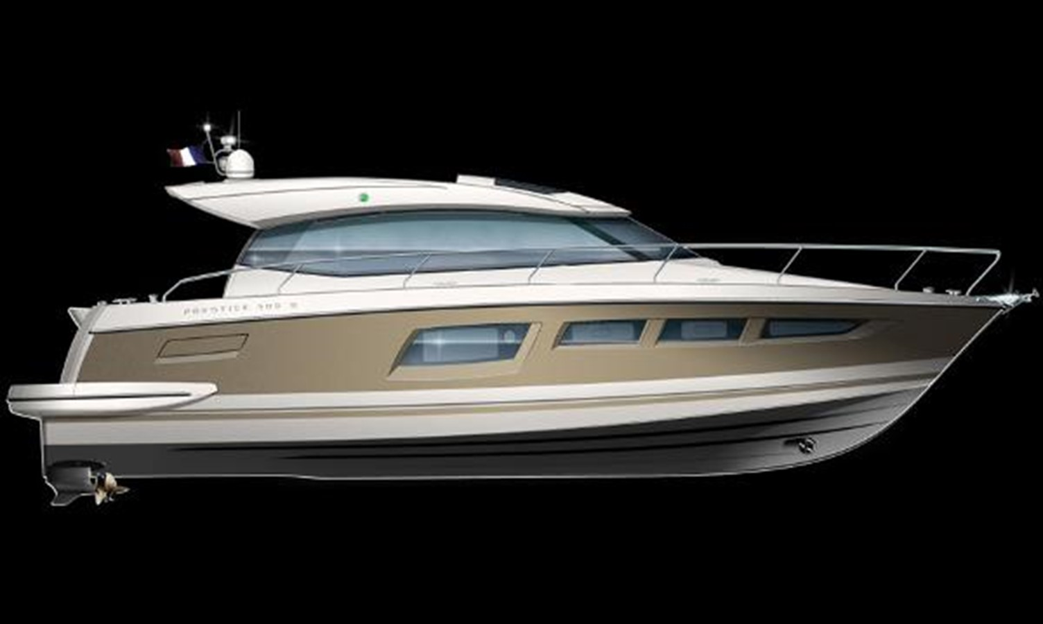 Manufacturer Provided Image 2012 PRESTIGE 500 S Cruiser 2687528