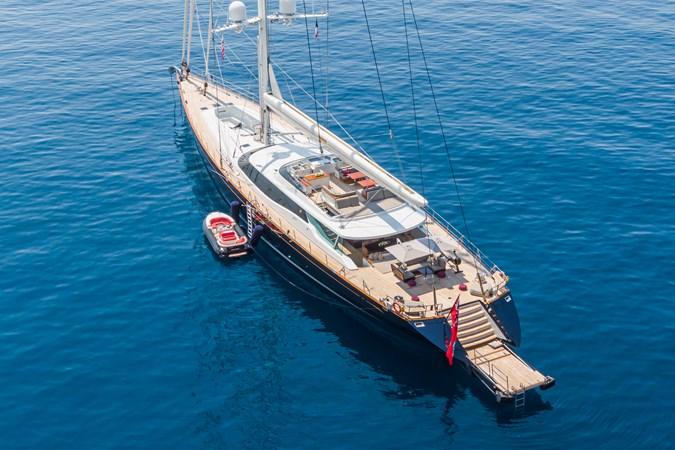 ALLOY PRANA Yacht for Sale