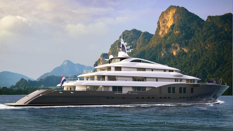 2021 ICON YACHTS 2021 Mega Yacht 2359593