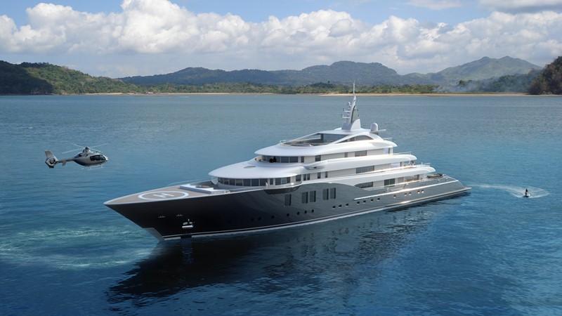 2021 ICON YACHTS 2021 Mega Yacht 2359595