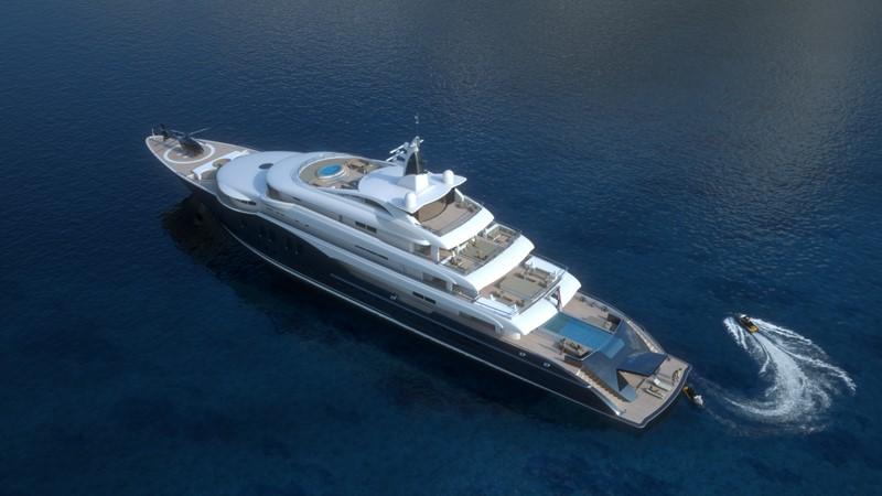 2021 ICON YACHTS 2021 Mega Yacht 2359596