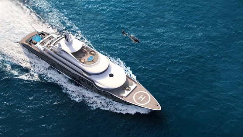 2021 ICON YACHTS 2021 Mega Yacht 2359597