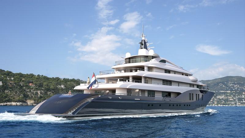2021 ICON YACHTS 2021 Mega Yacht 2359598