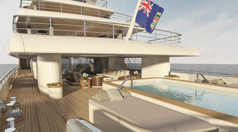 2021 ICON YACHTS 2021 Mega Yacht 2373123