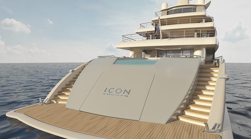 2021 ICON YACHTS 2021 Mega Yacht 2373125