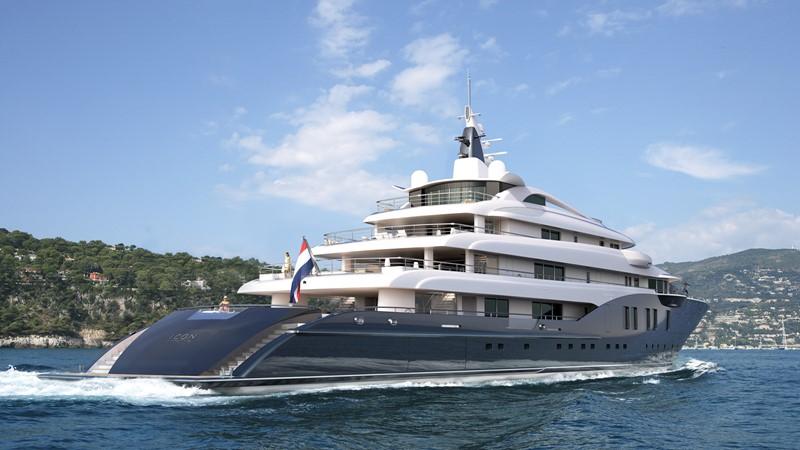 2021 ICON YACHTS 2021 Mega Yacht 2373224