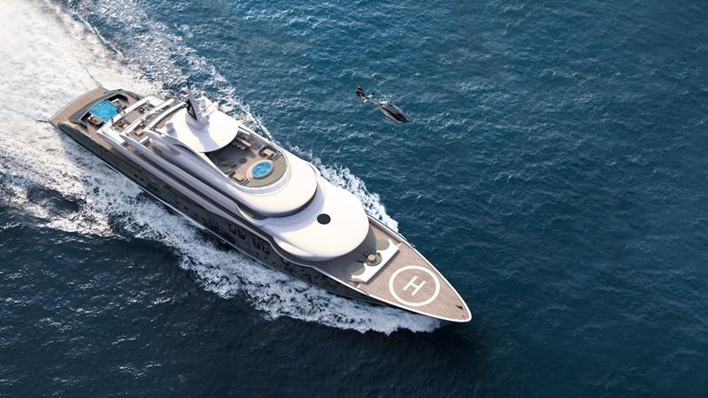 2021 ICON YACHTS 2021 Mega Yacht 2373225