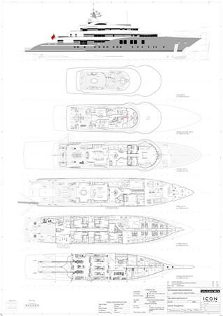 2021 ICON YACHTS 2021 Mega Yacht 2373506