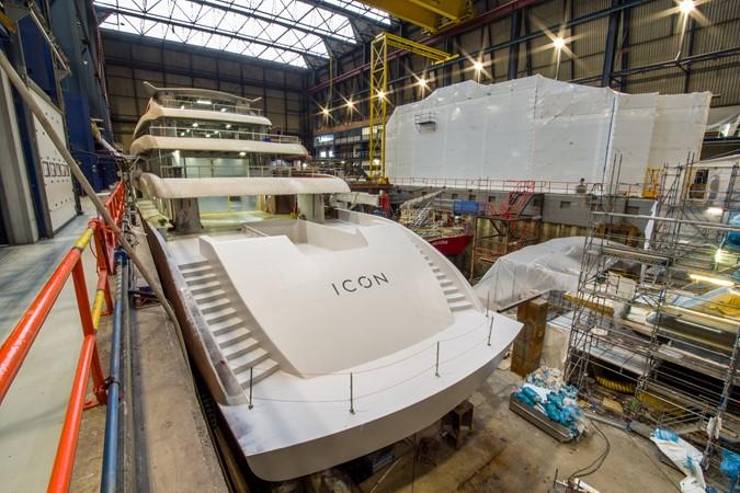 2021 ICON YACHTS 2021 Mega Yacht 2499024