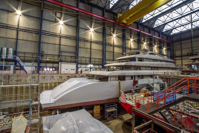 2021 ICON YACHTS 2021 Mega Yacht 2499044