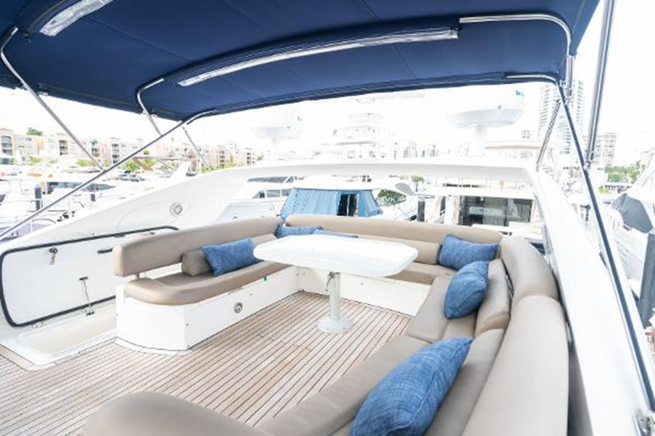 2007 SUNSEEKER MANHATTAN Motor Yacht 2417668