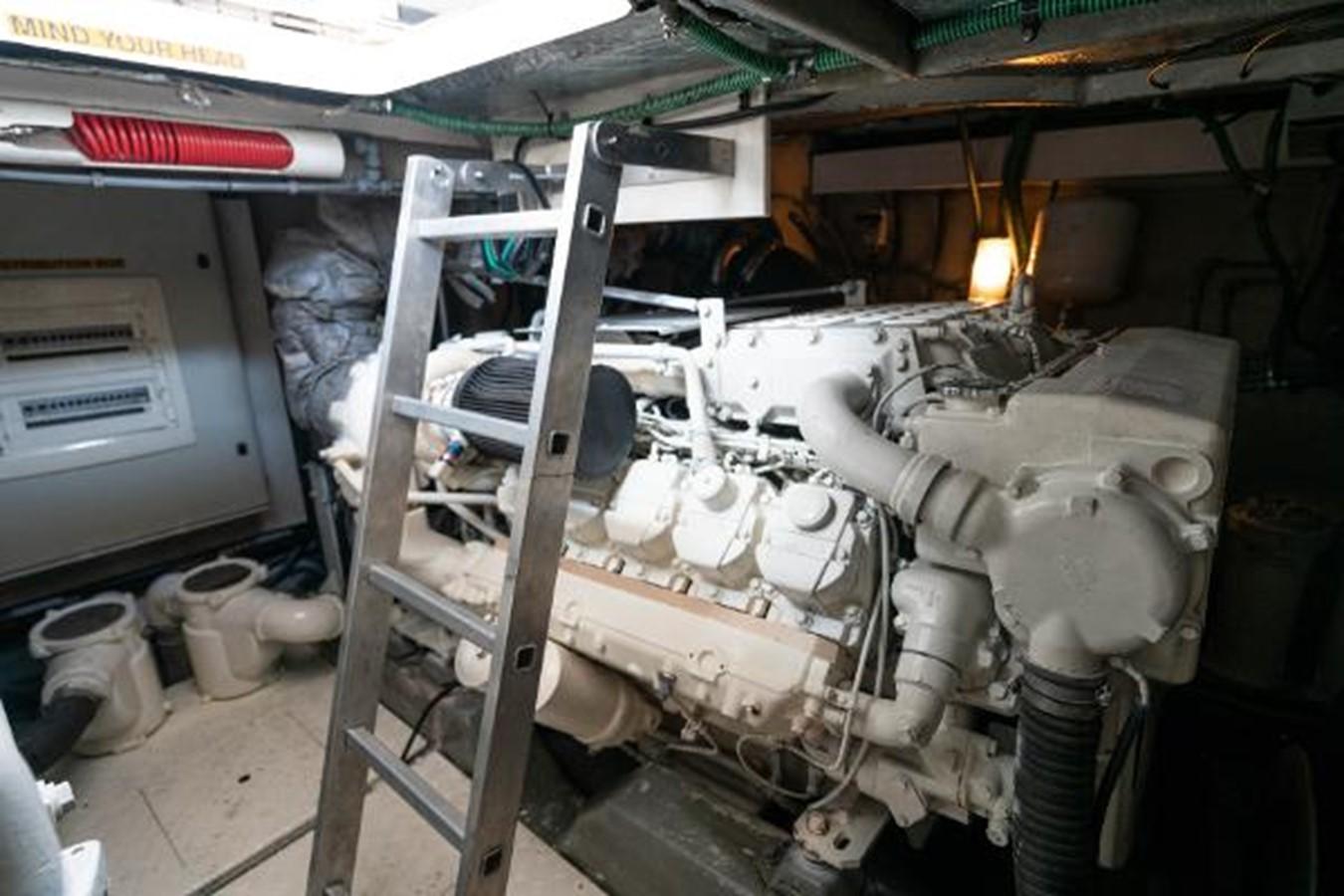 2007 SUNSEEKER MANHATTAN Motor Yacht 2417698