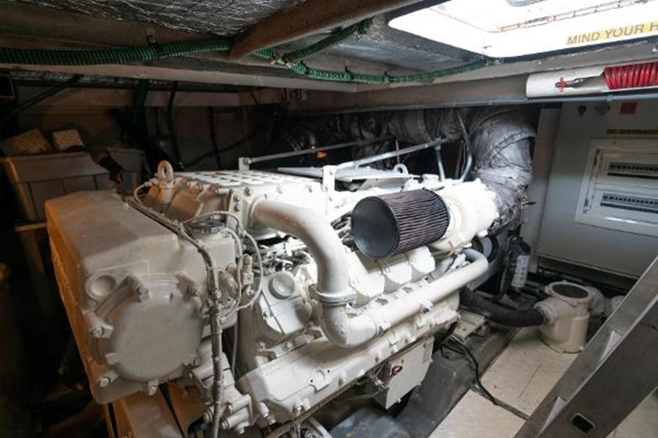 2007 SUNSEEKER MANHATTAN Motor Yacht 2417699