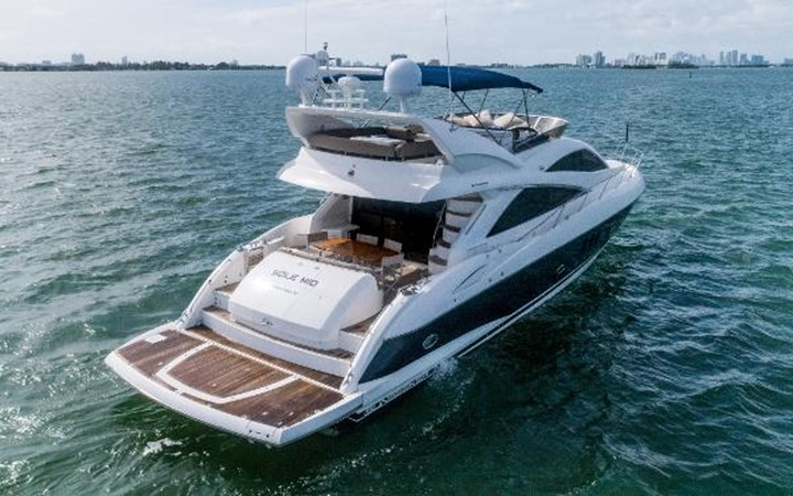 2007 SUNSEEKER MANHATTAN Motor Yacht 2417666