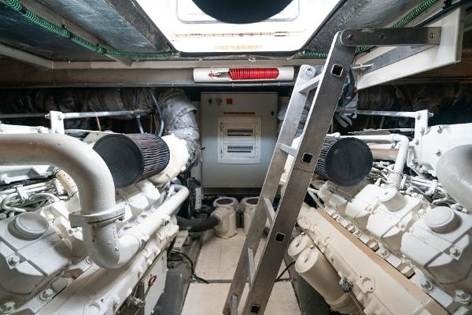 2007 SUNSEEKER MANHATTAN Motor Yacht 2417697