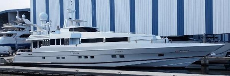1989 OCEANFAST Motor Yacht Mega Yacht 2468240