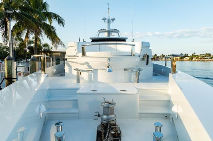 1989 OCEANFAST Motor Yacht Mega Yacht 2468271