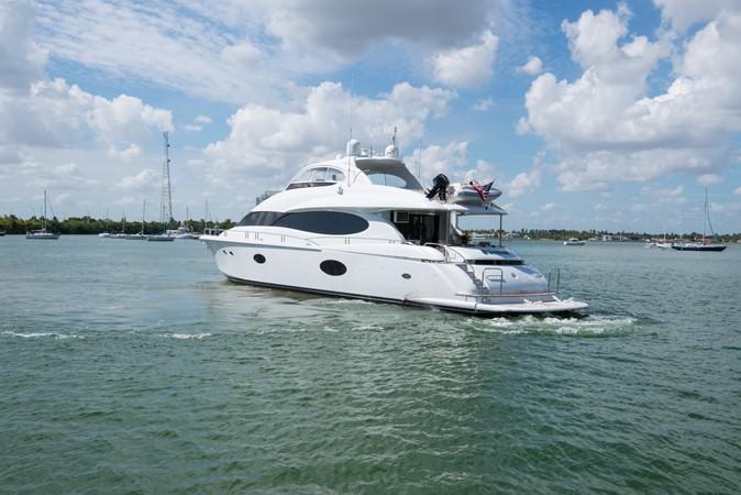 2007 LAZZARA Open Bridge Hard Top Motor Yacht 2374865